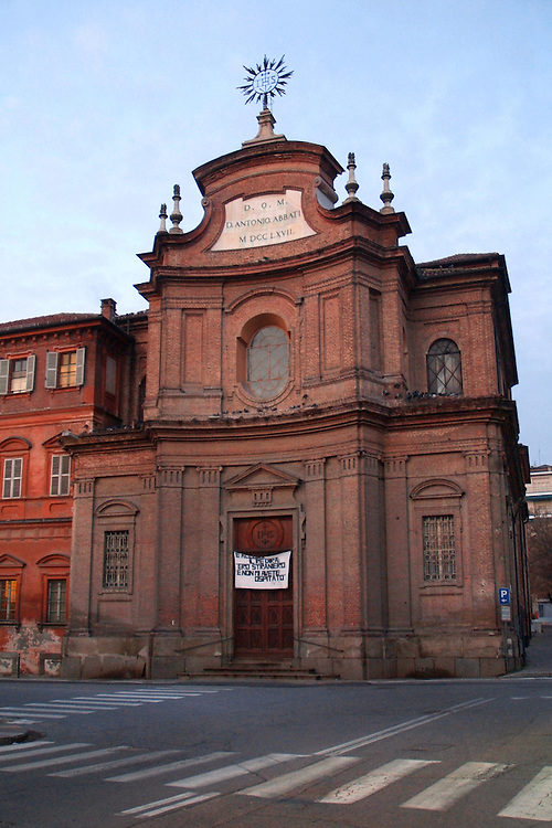 La Chiesa di San Antonio Abate a Chieri