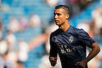 Cristiano Ronaldo of Real Madrid in training prior to the La Liga match between Real Madrid CF and SD Eibar at the Santiago Bernabéu Stadium on 02 October 2016 in Madrid, Spain. Photo by Diego Gonzalez Souto / Power Sport Images