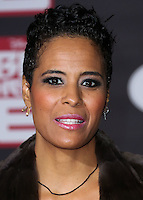 HOLLYWOOD, LOS ANGELES, CA, USA - NOVEMBER 04: Daphne Wayans arrives at the Los Angeles Premiere Of Disney's 'Big Hero 6' held at the El Capitan Theatre on November 4, 2014 in Hollywood, Los Angeles, California, United States. (Photo by Xavier Collin/Celebrity Monitor)