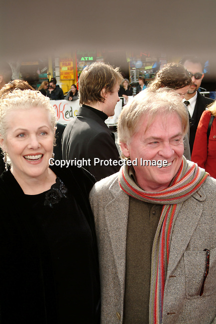 Lynn Redgrave and Daniel Davis<br />&quot;Peter Pan&quot; - Los Angeles Premiere<br />Grauman's Chinese Theatre<br />Hollywood, CA, USA <br />Saturday, December 13, 2003<br />Photo By Celebrityvibe.com/Photovibe.com