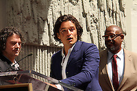 David Leveaux, Orlando Bloom, Forest Whitaker<br />
