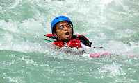 The USNWC is a non-profit outdoor recreation center on 400 acres adjacent to the Catawba River. The whitewater center is an athletic training facility for whitewater rafting and whitewater slalom racing, kayaking, canoeing, rock climbing, mountain biking and hiking. The primary feature of the USNWC is the world's largest and most-complex recirculating artificial whitewater river, which was designed by Scott Shipley, a three-time Olympian.