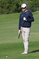 Cormack Sharvin (NIR) on the 11th fairway during the Pro-Am of the Challenge Tour Grand Final 2019 at Club de Golf Alcanada, Port d'Alcúdia, Mallorca, Spain on Wednesday 6th November 2019.<br /> Picture:  Thos Caffrey / Golffile<br /> <br /> All photo usage must carry mandatory copyright credit (© Golffile | Thos Caffrey)