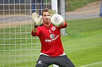 30.04.2014: Eintracht Frankfurt Training