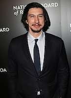 www.acepixs.com<br /> <br /> January 4 2017, New York City<br /> <br /> Adam Driver arriving at the 2016 National Board of Review Gala at Cipriani 42nd Street on January 4, 2017 in New York City. <br /> <br /> By Line: Nancy Rivera/ACE Pictures<br /> <br /> <br /> ACE Pictures Inc<br /> Tel: 6467670430<br /> Email: info@acepixs.com<br /> www.acepixs.com
