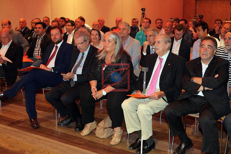 Presentacio Lligues Nacionals Catalanes 2016.