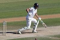 Daniel Lawrence in batting action for Essex during Essex CCC vs Nottinghamshire CCC, Specsavers County Championship Division 1 Cricket at The Cloudfm County Ground on 22nd June 2018