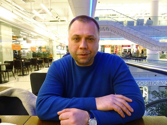 Alexander Borodaj war Premierminister der nicht anerkannten Volksrepublik Donezk. Tausende Freiwillige kämpften in der Ukraine für die Errichtung von Neurussland.