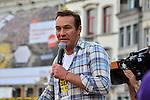 &copy;www.agencepeps.be - F.Andrieu - BELGIQUE - MONS LE 10 06 2013 - EMISSION &quot;TOUS ENSEMBLE&quot; PREMIERE EN BELGIQUE<br /> MARC EMMANUEL &amp; ANNIE CORDY COMME MARRAINE DE L OPERATION