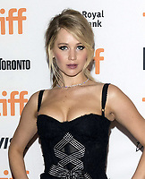 www.acepixs.com<br /> <br /> September 10 2017, Toronto<br /> <br /> Jennifer Lawrence arriving at the premiere of 'Mother!' during the 42nd Toronto International Film Festival, at the Princess of Wales Theatre on September 10 2017 in Toronto, Canada<br /> <br /> By Line: Famous/ACE Pictures<br /> <br /> <br /> ACE Pictures Inc<br /> Tel: 6467670430<br /> Email: info@acepixs.com<br /> www.acepixs.com