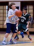 ROSS SCHOOL B 7/8 BASKETBALL WINTER 2014