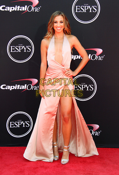 12 July 2017 - Los Angeles, California - Katie Austin. 2017 ESPYS Awards Arrivals held at the Microsoft Theatre in Los Angeles. <br /> CAP/ADM<br /> &copy;ADM/Capital Pictures
