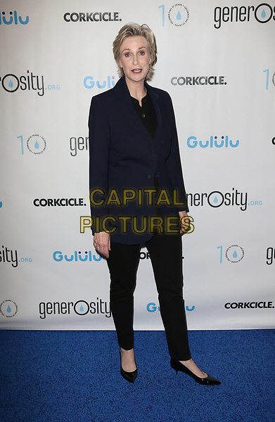 BEVERLY HILLS, CA - March 21: Jane Lynch, At Generosity.org Fundraiser For World Water Day At Montage Hotel In California on March 21, 2017. <br /> CAP/MPI/FS<br /> &copy;FS/MPI/Capital Pictures