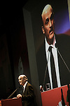 Discours de Samir Geagea, leader des Forces Libanaises, au BIEL, lors de la commémoration de l'assassinat de Rafic Hariri, le 14 février 2011 - Samir Geagea, leader of the Lebanese Forces, during his speach at the BIEL, for the commemoration of Rafik Hariri's assassination, on February 14, 2011.