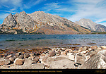 Symmetry Spire, Mount St. John, Mount Woodring, Jenny Lake, Grand Teton National Park, Wyoming