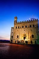 Palazzo dei Consoli, Gubbio, Umbria, Italy