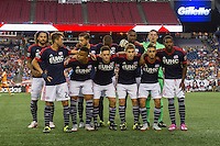 New England Revolution vs Houston Dynamo, August 15, 2015