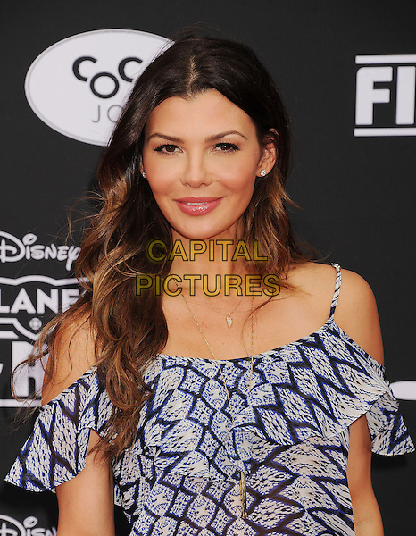 HOLLYWOOD, CA- JULY 15: Actress Ali Landry arrives at the Los Angeles premiere of Disney's 'Planes: Fire &amp; Rescue' at the El Capitan Theatre on July 15, 2014 in Hollywood, California.<br /> CAP/ROT/TM<br /> &copy;Tony Michaels/Roth Stock/Capital Pictures
