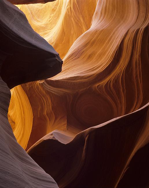 Antelope Canyon, Near Page, Arizona, USA, North America