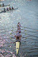Rotterdam. Netherlands.   Junior SEMI FINAL A/B, at the GER JW4X. {WRCH2016}  at the Willem-Alexander Baan.   Saturday  27/08/2016 <br /> <br /> [Mandatory Credit; Peter SPURRIER/Intersport Images]