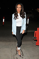 Sarah-Jane Crawford at the Mark Hill haircare brand launch party, MV Hispaniola, Victoria Embankment, London, England, UK, on Wednesday 07 March 2018.<br /> CAP/CAN<br /> &copy;CAN/Capital Pictures