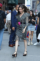 JUL 29 Maude Apatow at The Late Show with Stephen Colbert