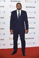 Noel Clarke at the 2017 BAFTA Film Awards Nominees party held at Kensington Palace, London, UK. <br /> 11 February  2017<br /> Picture: Steve Vas/Featureflash/SilverHub 0208 004 5359 sales@silverhubmedia.com