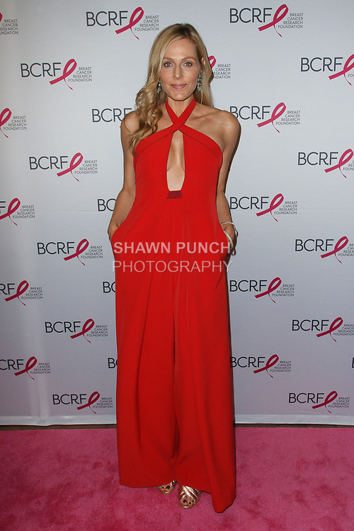 "Jamie Tisch attends The Breast Cancer Research Foundation ""Super Nova"" Hot Pink Party on May 12, 2017 at the Park Avenue Armory in New York City."