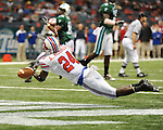 Tulane falls to SMU 31-17 in the Louisiana Superdome.