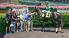 Aunt Esther winning at Delaware Park on 7/17/17