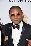 Pharrell Williams attends the 2015 Pre-GRAMMY Gala & GRAMMY Salute to Industry Icons with Clive Davis at the Beverly Hilton  in Beverly Hills, California on February 07,2015                                                                               © 2015 Hollywood Press Agency