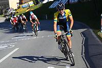 Picture by Alex Whitehead/SWpix.com - 28/09/2018 - Cycling 2018 Road Cycling World Championships Innsbruck-Tiriol, Austria - Mens U23 Road Race - Mark Padun of Ukraine.