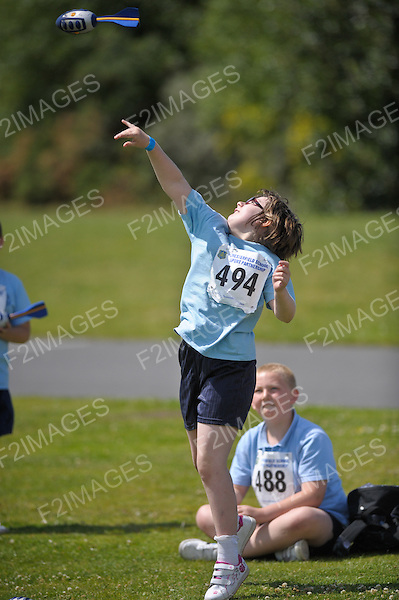 School Athletics Competition May 2011.Litherland Sports Park