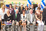 COMMITTEE: Committee members of the Killorglin Family Resource Centre celebrating its official opening on Friday, front l-r: Maureen Gamble, Helen O'Shea (Chairperson), Michael O'Kennedy (Chairman, Family Support Agency), Margaret Wrenn, Ceann Comhairle John O'Donoghue, Kathleen Morris. Back l-r: Marion Ahern, Kathleen Bailey, Lucinda Ryan, Paddy O'Donoghue, Noeleen Gamble, Dominic O'Dwyer, Lorraine Ahern, Joseph Crowe.
