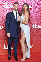 Dominic Lever and Jessica Shears<br /> at the ITV Gala 2017 held at the London Palladium, London<br /> <br /> <br /> ©Ash Knotek  D3349  09/11/2017
