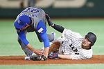 Seiya Suzuki (JPN), <br /> MARCH 15, 2017 - WBC : 2017 World Baseball Classic Second Round Pool E Game between Japan 8-3 Israel at Tokyo Dome in Tokyo, Japan. <br /> (Photo by Sho Tamura/AFLO SPORT)