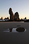 Olympic National Park; Shi Shi Beach; Point of the Arches; Wilderness beaches; originally preserved by the Nature Conservancy, Olympic Peninsula; Washington State; Pacific Northwest;
