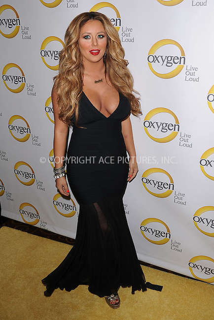 WWW.ACEPIXS.COM . . . . . .April 4, 2011...New York City...Aubrey O'Day  attends the Oxygen Upfront Presentation on April 4, 2011 in New York City....Please byline: KRISTIN CALLAHAN - ACEPIXS.COM.. . . . . . ..Ace Pictures, Inc: ..tel: (212) 243 8787 or (646) 769 0430..e-mail: info@acepixs.com..web: http://www.acepixs.com .