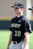 March 13, 2010:  Ken Jackson of Army vs. Long Island University Blackbirds in a game at Henley Field in Lakeland, FL.  Photo By Mike Janes/Four Seam Images