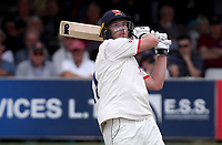 Tom Westley of Essex watches the ball sail into the sky during Essex CCC vs Yorkshire CCC, Specsavers County Championship Division 1 Cricket at The Cloudfm County Ground on 8th July 2019