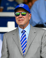 Portsmouth Owner Michael Eisner during Portsmouth vs Luton Town, Sky Bet EFL League 1 Football at Fratton Park on 4th August 2018