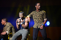 MIAMI, FL - AUGUST 31: Jawan Harris performs during Scream Tour with the Next Generation Pt. 2 at James L Knight Center on August 31, 2012 in Miami, Florida. (photo by: MPI10/MediaPunch Inc.) /NortePhoto.com<br />