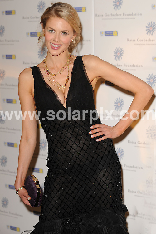 **ALL ROUND PICTURES FROM SOLARPIX.COM**.**WORLDWIDE SYNDICATION RIGHTS**.Press room arrivals at The Raisa Gorbachev Foundation, Third Annual Gala Dinner.  Held at the Stud House, Hampton Court Palace London..This pic:Donna Air.JOB REF: 6585      SSD     DATE:07.06.08.**MUST CREDIT SOLARPIX.COM OR DOUBLE FEE WILL BE CHARGED* *UNDER NO CIRCUMSTANCES IS THIS IMAGE TO BE REPRODUCED FOR ANY ONLINE EDITION WITHOUT PRIOR PERMISSION*