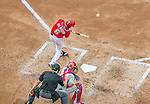 6 September 2014: Washington Nationals infielder Anthony Rendon in action against the Philadelphia Phillies at Nationals Park in Washington, DC. The Nationals fell to the Phillies 3-1 in the second game of their 3-game series. Mandatory Credit: Ed Wolfstein Photo *** RAW (NEF) Image File Available ***