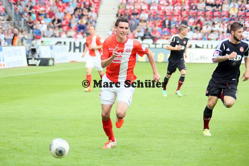 Christoph Moritz (Mainz) - 1. FSV Mainz 05 vs. 1. FC Nürnberg, Coface Arena,