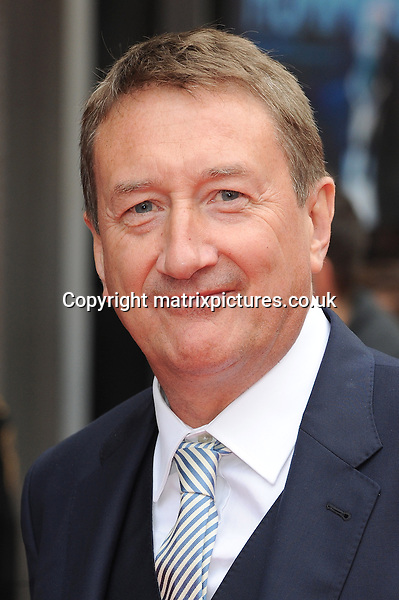 NON EXCLUSIVE PICTURE: PAUL TREADWAY / MATRIXPICTURES.CO.UK<br /> PLEASE CREDIT ALL USES<br /> <br /> WORLD RIGHTS<br /> <br /> British screenwriter Steven Knight attending the UK premiere of Hummingbird at London's Odeon West End.<br /> <br /> 17th JUNE 2013<br /> <br /> REF: PTY 134125