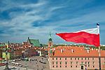 Plac Zamkowy, Warszawa, Polska<br /> Castle Square, Warsaw, Poland