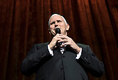 United States Vice President-Elect Gov. Mike Pence (R-IN) delivers remarks at the Chairman's Global Dinner, at the Andrew W. Mellon Auditorium in Washington, D.C. on January 17, 2017. The invitation only black-tie event is a chance for Trump to introduce himself and members of his cabinet to foreign diplomats. <br /> Credit: Kevin Dietsch / Pool via CNP