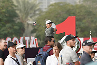 during previews for the Omega Dubai Desert Classic, Emirates Golf Club, Dubai, UAE. 24/01/2019<br /> Picture: Golffile | Phil Inglis<br /> <br /> <br /> All photo usage must carry mandatory copyright credit (&copy; Golffile | Phil Inglis)