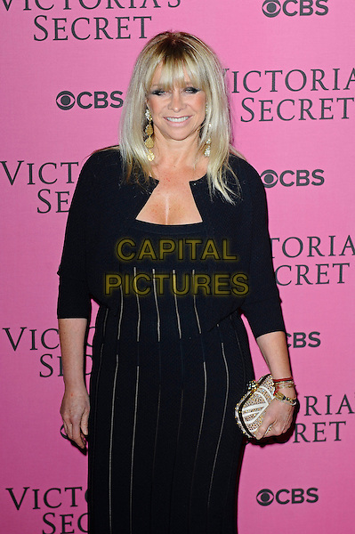LONDON, ENGLAND - DECEMBER 2:  Jo Wood attends the pink carpet for Victoria's Secret Fashion Show 2014, Earls Court on December 2, 2014 in London, England.<br /> CAP/MAR<br /> &copy; Martin Harris/Capital Pictures